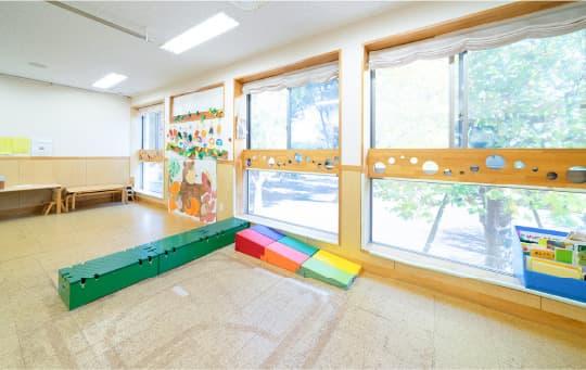 乳児室(1歳)