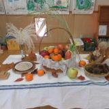 収穫感謝祭/サンマの炭火焼き