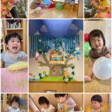 【0歳児入園募集中】0歳児クラス 7月の様子