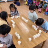 出汁の味比べ(5歳児クラス)